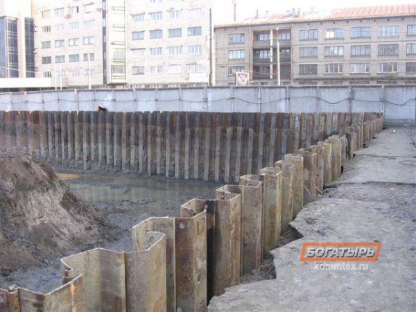 Шпунт Ларсена