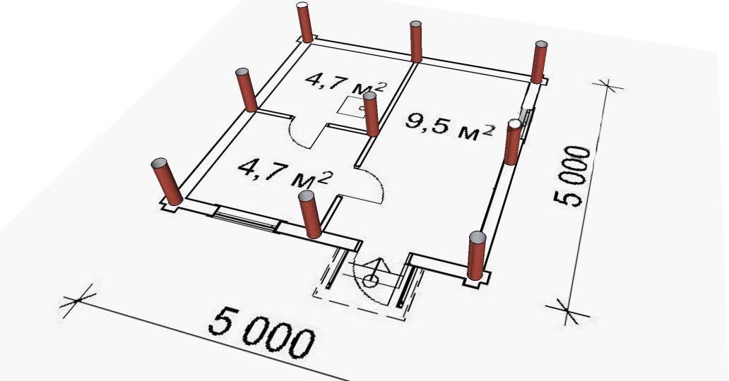 Проектирование свайных фундаментов
