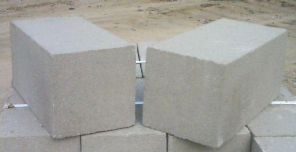Фундаментные блоки ФБС 202040 см